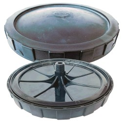 round rubber air diffuser 12