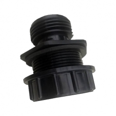 32mm connector for amalgam submersible uvc mounting