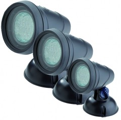 lunaqua classic led lights set of 3