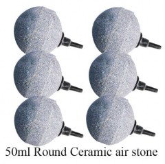 Ceramic Air Stone 50mm