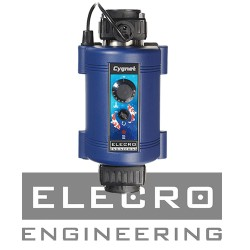 Elecro NANO 3kw heater Titanium (Analogue)