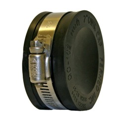 Flexible Rubber End Cap