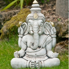 ganesh stone ornament