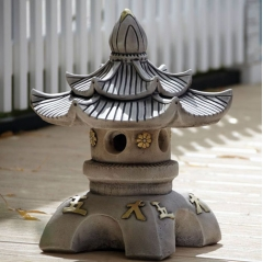 japanese double top pagoda