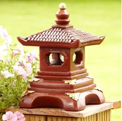 japanese pagoda single tier