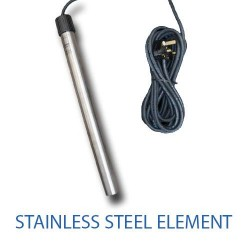 Stainless Steel element (NEW)