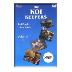 The Koi Keepers 1 DVD