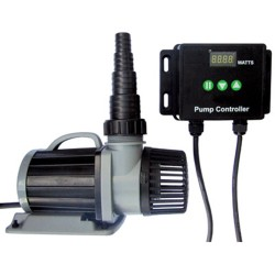 pondxpert variable flow pond pump 30000 litres