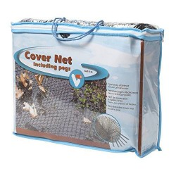 Velda Quality cover net 4 x 3m