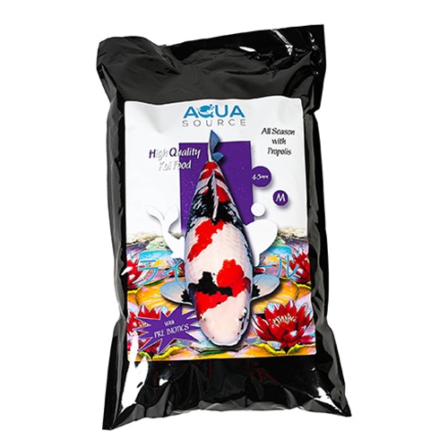 Aqua Source All Season With Propolis Koi Food 10kg