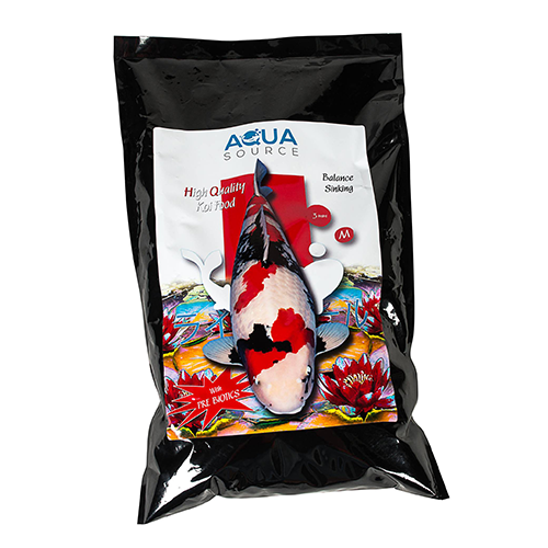 Aqua Source Balance Sinking Koi Food 3KG