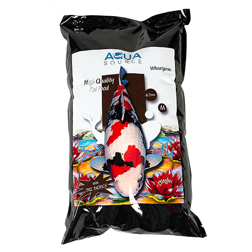 Aqua Source Wheatgerm Koi Food 3KG
