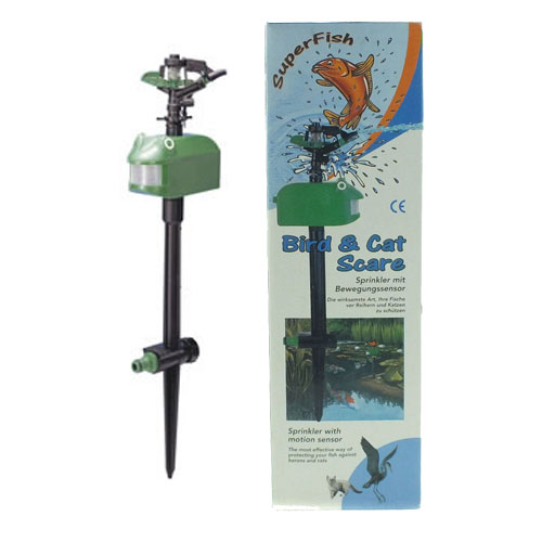 Bird and Cat Scarer (Water Jet)