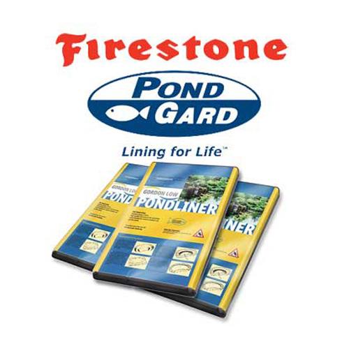 Firestone pond Liner 1 mm (per square meter)